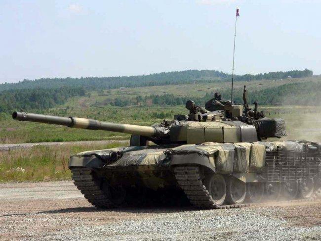 Т-72БМ