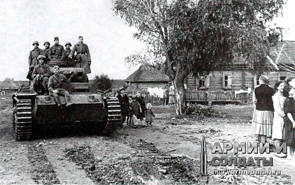 Трофейный-Pz.III,-Западный-фронт,-сентябрь-1942-г.