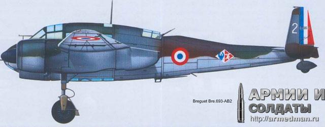 Штурмовик Bre-963
