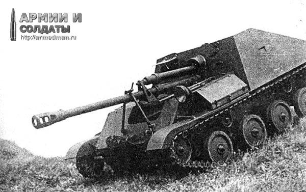 ОСА-76. Не смотря на свои 3 тонны веса, машина имеет весьма грозный вид.