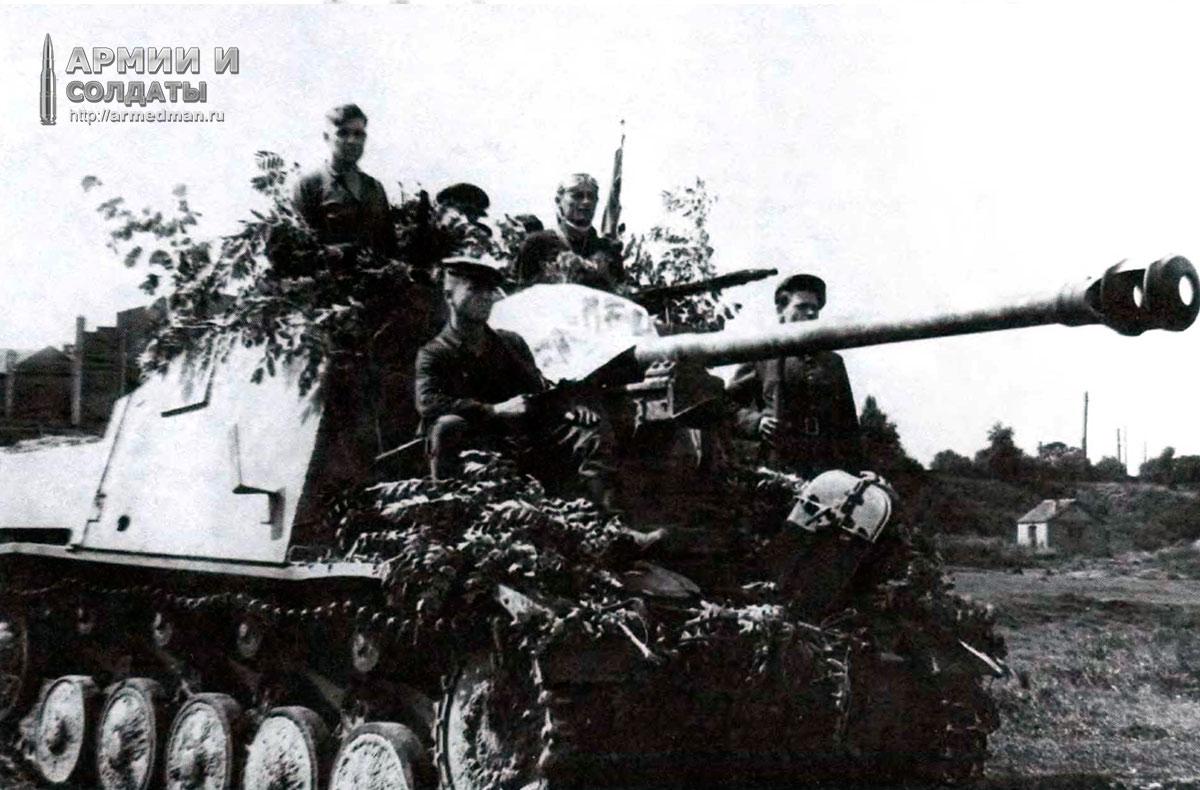 трофейная-Murder-II-в-Минске,-1944