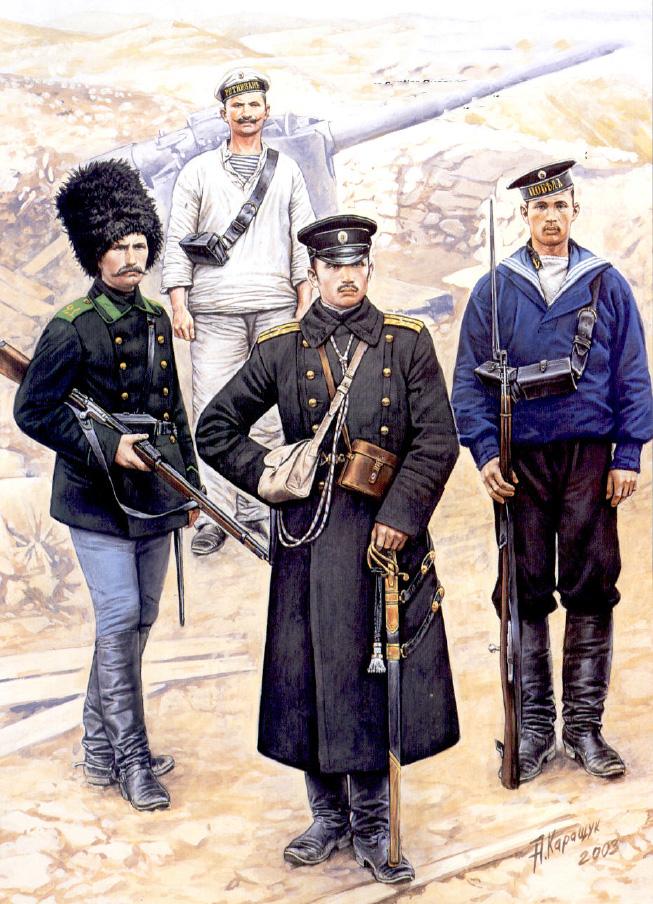 Русская армия после реформ 1905 года, на пороге Первой мировой