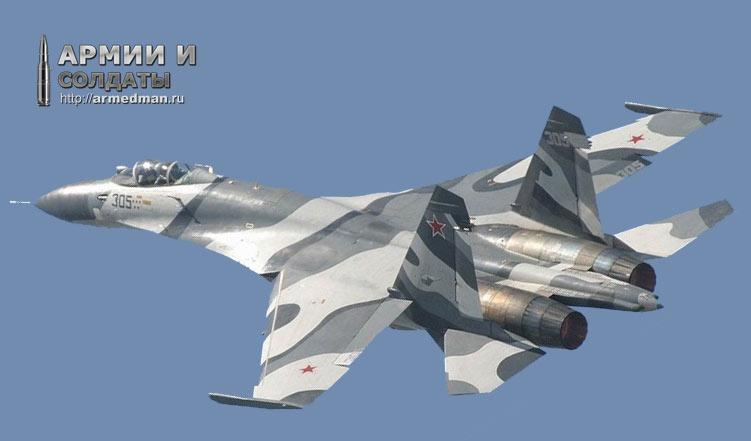 Су-27 - летающая легенда. Видя его в воздухе, невозможно представить, что эта машина весит почти 40 тонн!