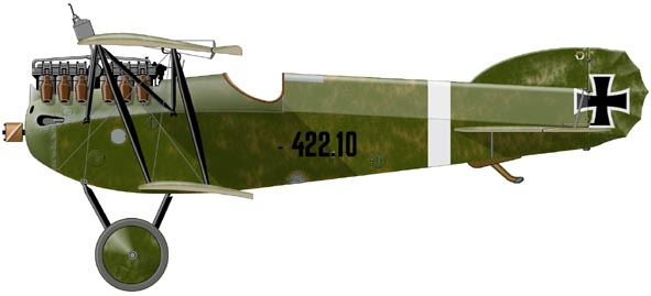 Истребитель Феникс D.I  (Австро-Венгрия)