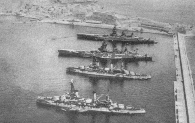 Вторая мировая война корабли