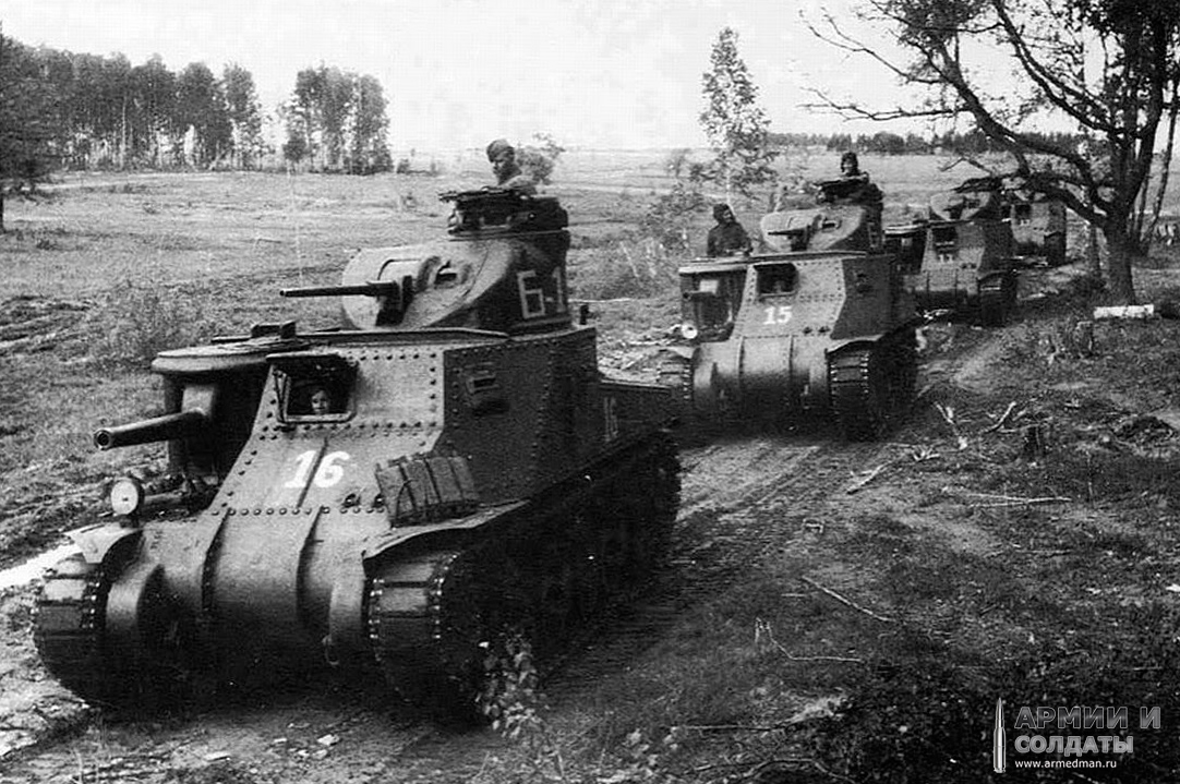 """Танк """"генерал Ли"""", M3 - не лучший образец боевой техники, но когда нет другого..."""