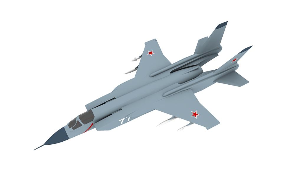 Многоцелевой самолет вертикального взлета и посадки Як-141. К сожалению, все что есть у нас сейчас - такие вот макеты.