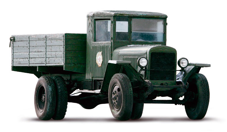 зис-5, советский грузовик, трехтонка