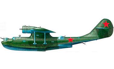 Транспортный гидросамолет ГСТ (СССР)