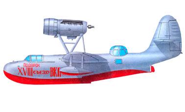 Гидросамолет МБР-7 (СССР)
