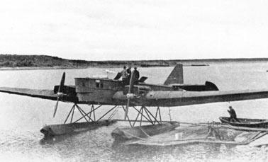 бомбардировщик ТБ-1 (Г-1)