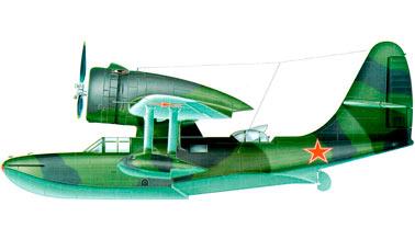 Гидросамолет КОР-2 (Бе-4) (СССР)