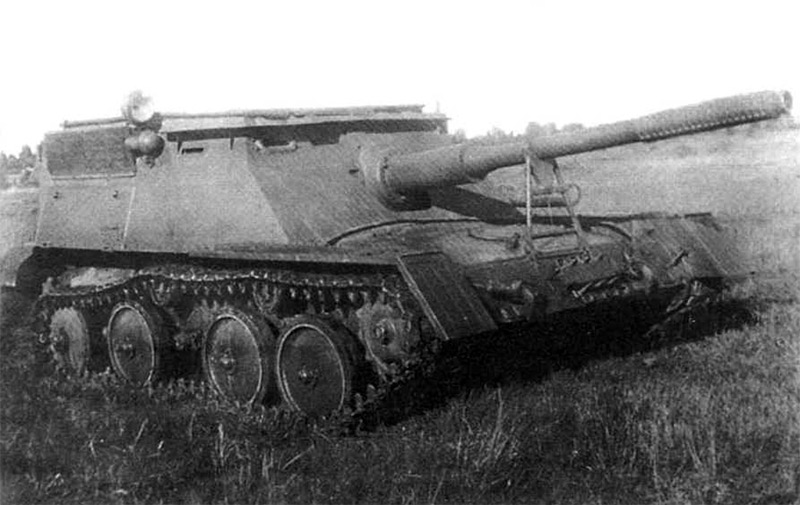 Авиадесантная самоходная артиллерийская установка АСУ-76