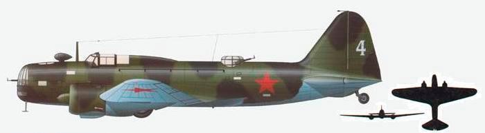 Дальний бомбардировщик ДБ-3 (СССР)