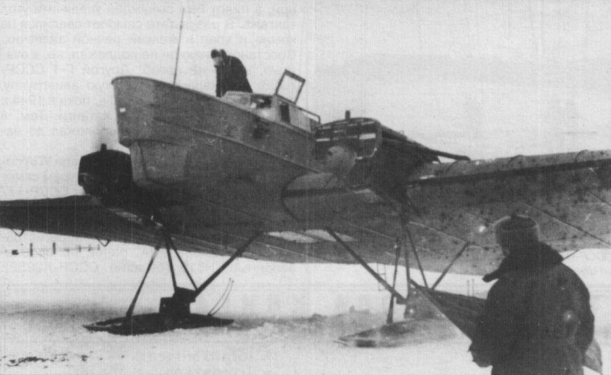 Г-1 грузовой самолет на базе ТБ-1