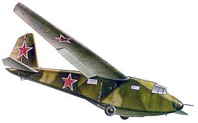 Десантный планер Г-11 (Гр-29) (СССР)