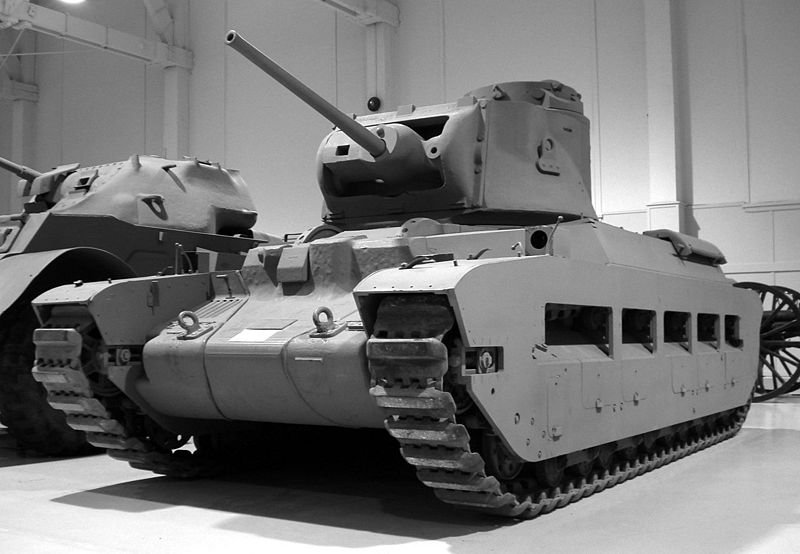 Пехотный танк Mark II Matilda-II