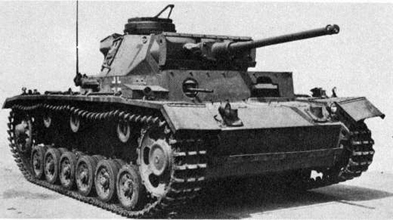 немецкие танки второй мировой