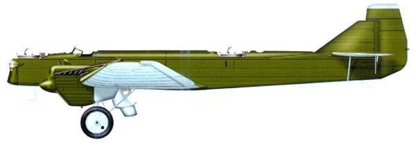 Многоцелевой самолет Р-6 (АНТ-7) (СССР)