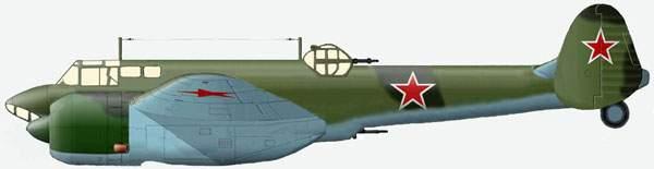Штурмовик Су-8 (СССР)