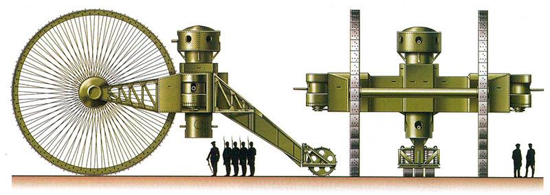 Царь-танк (танк Лебеденко)