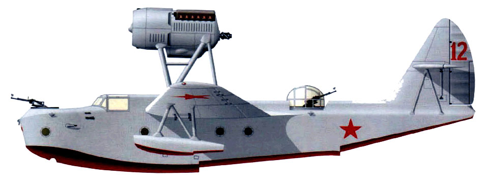 Гидросамолет МБР-2 (СССР)