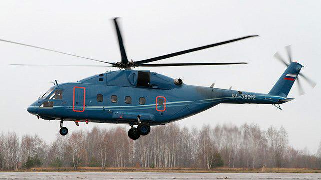 Замена Ми-8, Ми-38 - в 2015 году наконец-то запущен в производство
