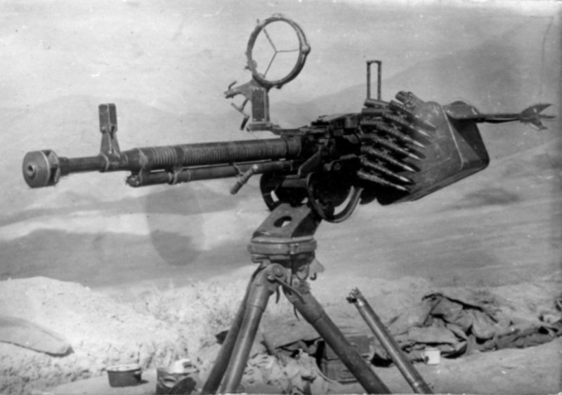 Пулемет Дегтярева-Шпагина, обр.1938 г (ДШК)