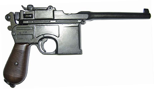 """пистолет """"маузер"""" М.712"""