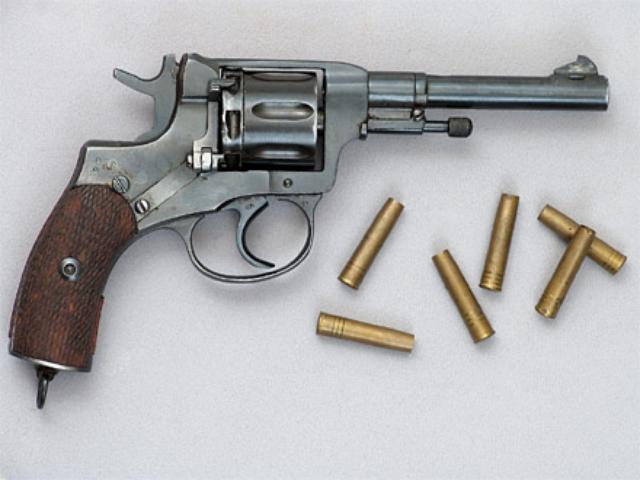 """револьвер """"наган"""""""