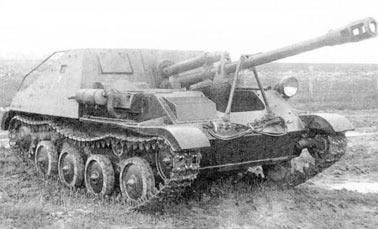 Самоходная артиллерийская установка ОСА-76 (СССР)