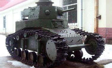 МС-1 (Т-18) поздних серий (образца 1930)