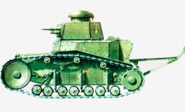 танк Т-16
