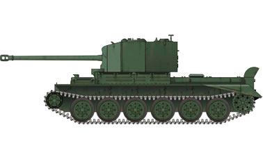 Британский крейсерский танк A30 Челленджер