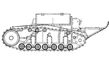Боевые машины на базе МС-1 (Т-18)