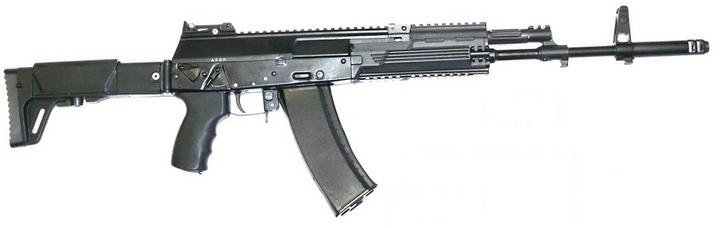 """Оружие """"Ратника"""": Ак-12"""