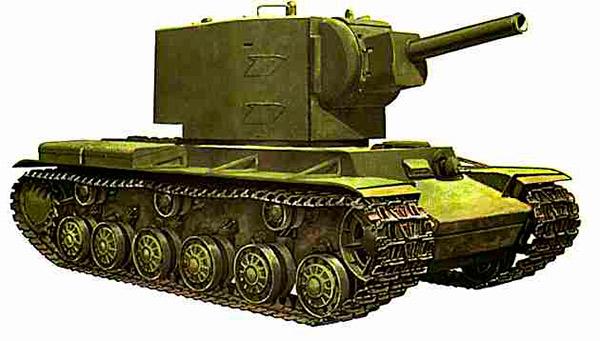 Тяжелый танк КВ-2 (СССР)