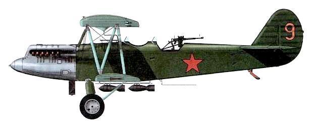 Разведывательный самолет Р-5 (СССР)