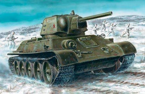 Картинки по запросу танк т-34-76 фото