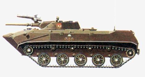 Боевая машина десанта — 1 (БМД-1)