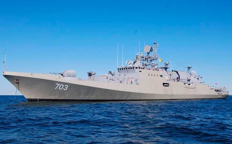 корабль проекта 11356 адмирал григорович
