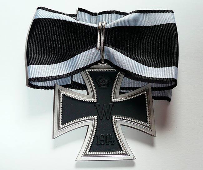 Немецкий железный крест