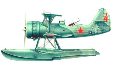 Гидросамолет КОР-1 (Бе-2)
