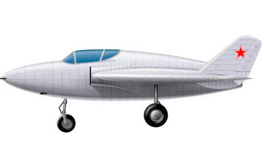 Экспериментальный истребитель «М» КБ Антонова (Э-153)