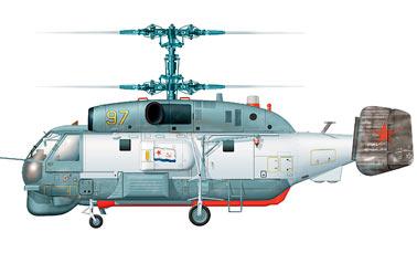 Многоцелевой вертолет Ка-27