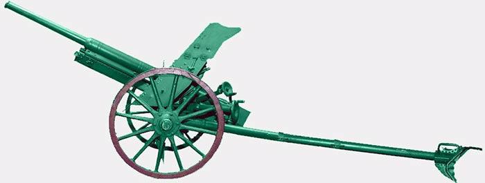 Противотанковая артиллерия ркка