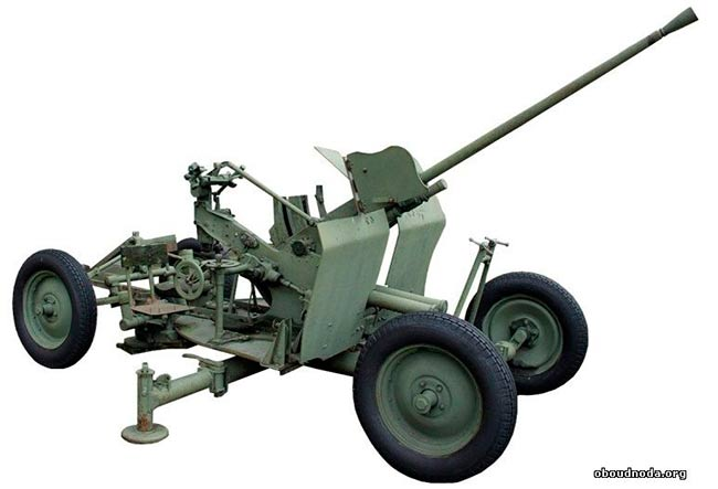 25-мм автоматическая зенитная пушка 72-К