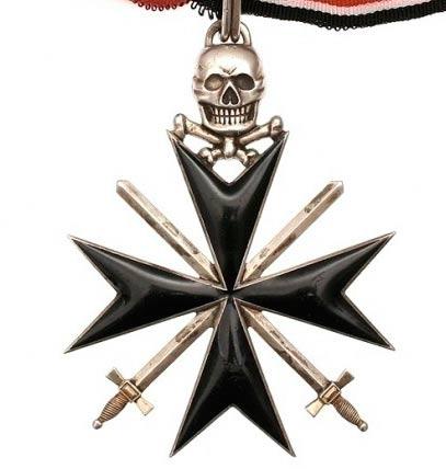 Крест 1-й и 2-й степени генерала Бермонт-Авалова