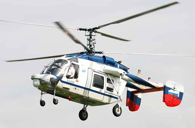 Легкий вертолет Ка-226