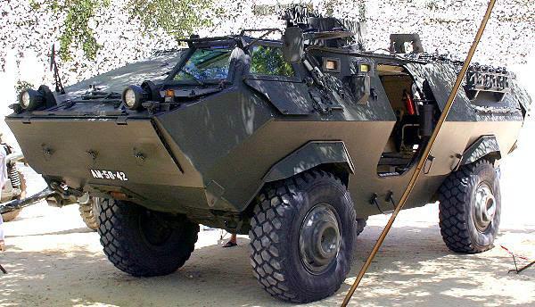 "Немецкий собрат ""Барракуды"" - Rheinmetall Condor-1 ISV"